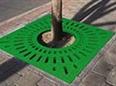 透气保水树坑盖板